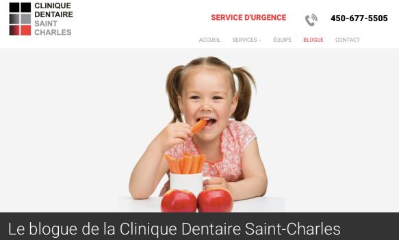 dentiste pour enfants clinique St-Charles.png