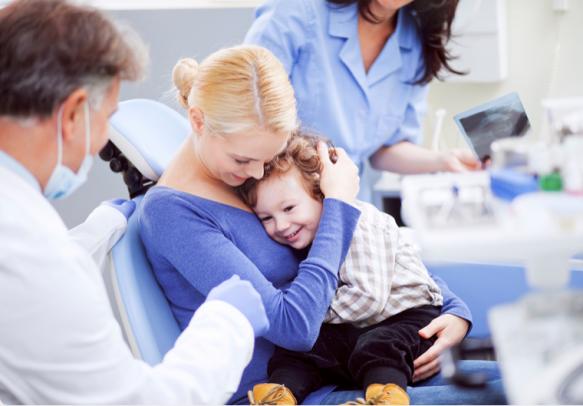dentiste pédiatrique clinique dentaire Saint-Charles