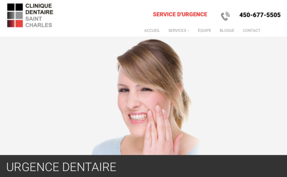 Urgence dentaire clinique Saint-Charles.png
