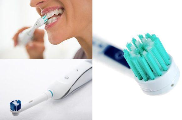 Brosse à dents électrique. Clinique dentaire Saint Charles